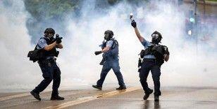BM: ABD polis şiddetini durdurmalı