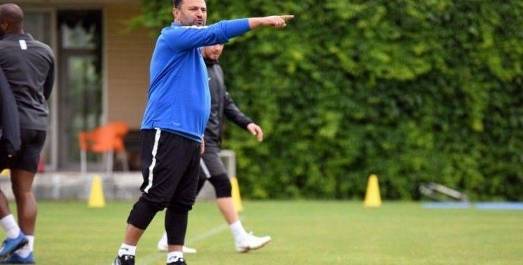 Denizlispor, Süper Lig hazırlıklarını sürdürüyor