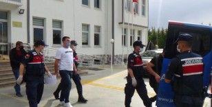 Jandarma'dan 321 bin TL'lik ceza