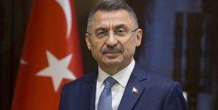 Oktay, Azerbaycan Cumhuriyeti'nin kuruluşunun 102. yılını kutladı