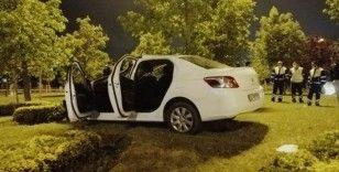 Kazada köpeği kaybolan kadın ortalığı birbirine kattı