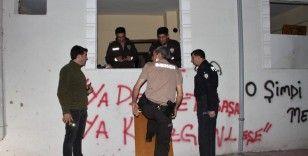 Katil, kulüp başkanı ve oğlu çıktı, saklanırken yakalandı