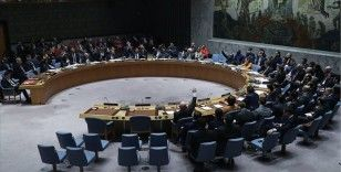 ABD'nin Hong Kong'u BM Güvenlik Konseyi'ne taşıma isteğine Çin karşı çıktı