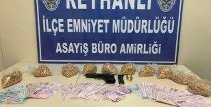Hatay'da uyuşturucu operasyonu