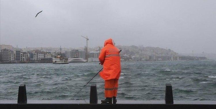 Marmara Bölgesi'nde sağanak etkili olacak