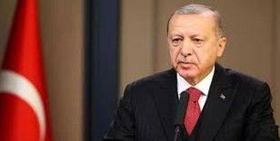"""""""Gençlerimize fethin 600. yıl dönümü olan 2053 için büyük ve güçlü Türkiye'yi bırakmakta kararlıyız"""""""