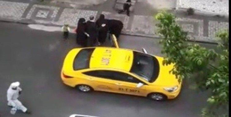Vicdansız taksicinin cezası belli oldu