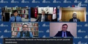 """""""Covid-19 Sonrası Türk Savunma Sanayii, Riskler ve Fırsatlar"""" online etkinliği"""