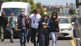 Adana'da 3 kilo esrar ele geçirildi