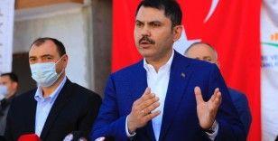 'Deprem konutlarının Elazığ ve Malatya'daki toplam maliyeti 5 milyar lira'