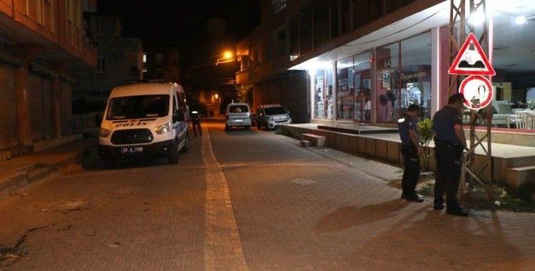 Adana'da iki grup arasında silahlı çatışma: 2 yaralı