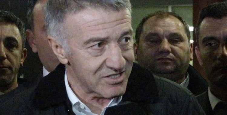 """Ahmet Ağaoğlu: """"Sosa ile bir sorunumuz yok"""""""
