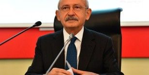 Kılıçdaroğlu, çocuklarla bayram buluşması gerçekleştirdi