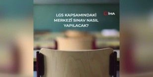 Milli Eğitim Bakanı Selçuk'tan LGS ilgili video paylaşımı