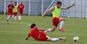 Sivasspor çift kale maç yaptı