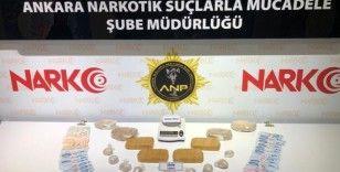 Ankara'da uyuşturucu satıcılarına operasyon: 3 tutuklama