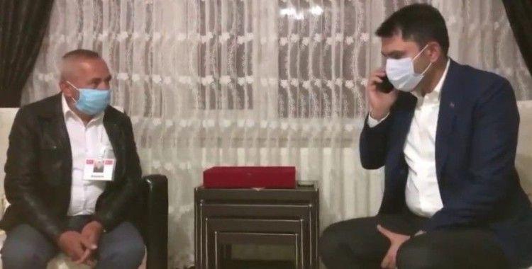 Erdoğan'ın görüştüğü şehit babası: 'Vatanımız, milletimiz, devletimiz sağ olsun'