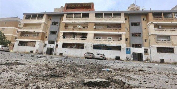 Hafter milislerinin düzenlediği roketli saldırıda 5 sivil hayatını kaybetti