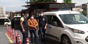 Hrant Dink Vakfı'na tehdit mesajı gönderen zanlı sağlık kontrolünden geçirildi