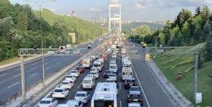 15 Temmuz Şehitler Köprüsü'nde hareketlilik başladı
