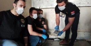 Hakkari'deki Esendere Gümrük Kapısı'nda 142 kilogram eroin ele geçirildi