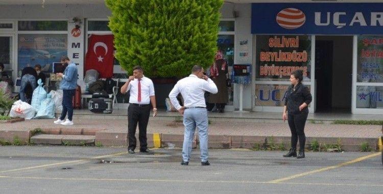 İstanbul kısıtlaması kalktı yolculara yetişemiyorlar