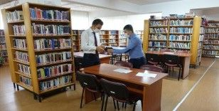 Sağlık Bakanlığından kütüphaneler ile kahve ve kıraathanelerde Kovid-19 tedbirleri