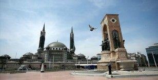 Taksim Camisi'nde çalışmalar yeniden başlıyor