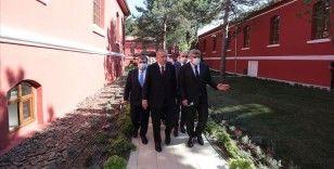 Erdoğan'dan Hadımköy Dr. İsmail Niyazi Kurtulmuş Hastanesi paylaşımı