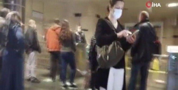 Üsküdar-Çekmeköy metro hattında arıza aksamalara sebep oldu