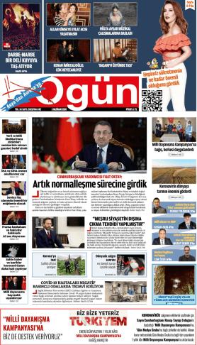 OGÜN Gazetesi Sayı:242