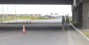 IKBY, Kovid-19 vakalarındaki artış nedeniyle yeniden sokağa çıkma yasağı ilan etti