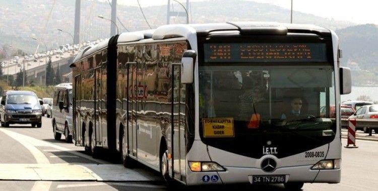 İstanbul'da toplu taşıma tam kapasite çalışacak