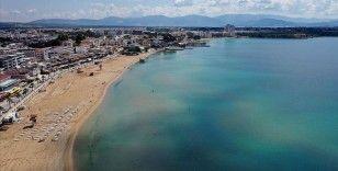 Didim'in 90 kilometrelik sahili 'yeni normal'e hazır