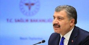 Sağlık Bakanı Koca'dan koronavirüse karşı tedbir uyarısı