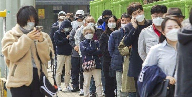 Çin'de 5, Güney Kore'de 38 yeni Kovid-19 vakası tespit edildi