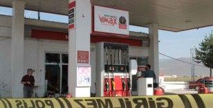 Benzin istasyonunda patlama: 1 yaralı