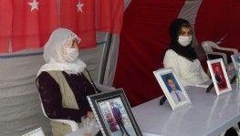 HDP önündeki ailelerin evlat nöbeti 275'inci gününde