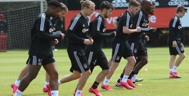 Beşiktaş, Antalyaspor hazırlıklarına devam etti