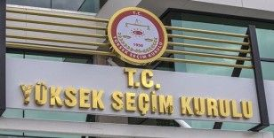 YSK siyasi parti kongreleriyle oda ve sendika seçimlerinin yapılabileceğine hükmetti