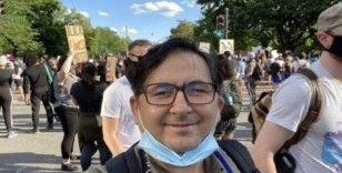 FETÖ'cülerden ABD'deki protestolara destek