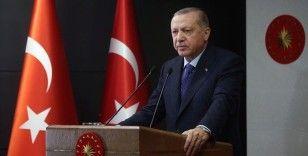 Cumhurbaşkanı Erdoğan: Bu dünyayı daha yeşil ve yaşanabilir bir dünya yapabiliriz