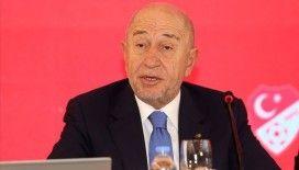 TFF Başkanı Özdemir: Şartlara göre son 3 hafta maçlarını seyircili oynatma durumumuz olabilir