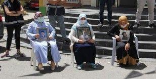 HDP önündeki ailelerin evlat nöbeti 276'ncı gününde