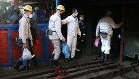 Madenlerde 'yeni normal' başladı