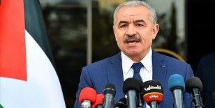 Filistin Başbakanı: Filistin davası mal mülk değil onur ve özgürlük davasıdır