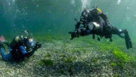 Aday dalgıçlara su ürünleri çiftliklerinde çalışma olanağı