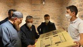 Hat projelerini kontrol için Anadolu'yu dolaşıyor