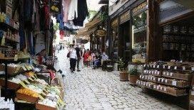 3 bin yıllık geçmişe sahip ilçede turist hareketliliği başladı