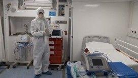 İran'da bir hastanın karnından 11 kilo 450 gram kitle çıktı